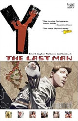 Y the last man: Unmanned (Book 1)
