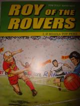 Roy of the Rovers, 3. Η Βολίδα του Ρέης