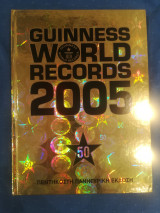 Guiness world records 2005