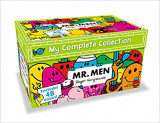 My complete collection Mr.Men