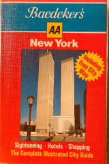 Baedeker's New York, The complete illustrated City Guide