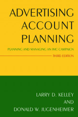 Advertising Account Planning  Planning and Managing an IMC Campaign