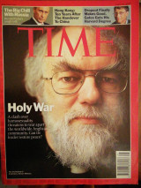 Time - Holy war June 18, 2007