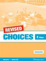 Choices For E Class Companion Revised