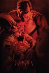 Final Crisis hardcover