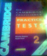 New Cambridge Proficiency Practice Tests 2
