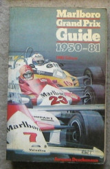 Marlboro Grand Prix Guide 1950-81