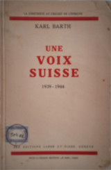 Une voix suisse, 1939-1944