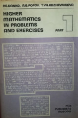 Higher mathematics in problems and exercises part 1