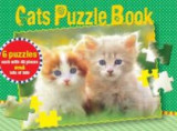 Cats Puzzle Book -6 puzzles each with 48 pieces