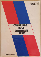 Cambridge First Certificate Tests Vol. 1