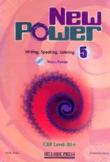 New Power Writing, Speaking, Listening