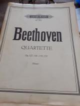 Beethoven quartette (moser)