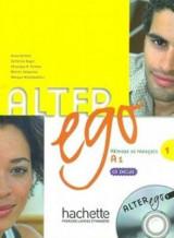 Alter Ego Livre D'eleve Et CD Audio 1