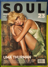 Soul magazine - τεύχος 23, Μάρτιος 2008