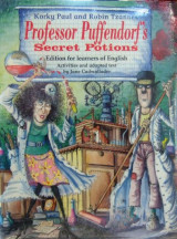 Professor Puffendorf's Secret Potions: Teacher's Pack