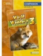 World Wonders 3 Companion W/CD