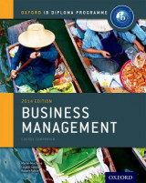 Oxford IB Diploma Programme: Business Management Course Companion 2014