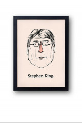 Αφίσα Stephen King