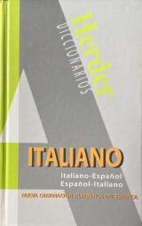 Diccionario Herder Italiano