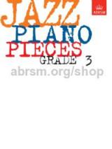 Jazz Piano Pieces Greade 3