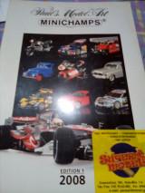 Minichamps καταλογος 2008