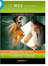 10 MSU Practice Examinations for the CELC Student's Book