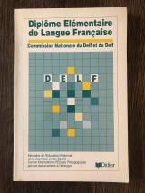 Diplôme élémentaire de langue française