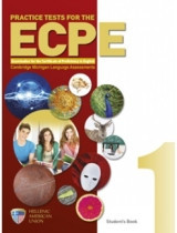 Practice Tests For The ECPE Book 1 Teacher's Book (+4 CDs)