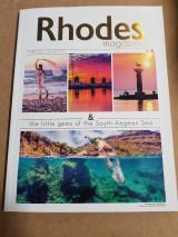 Rhodes magazine & the little gems of the South Aegean Sea
