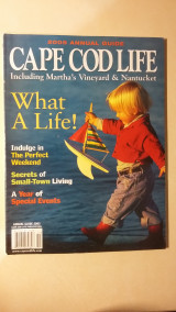 Cape Cod Life - Annual Guide 2005 - 5.99$