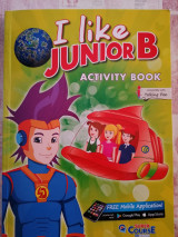 I like junior B      Activity Book