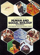 Introduction to Human and Social Biology