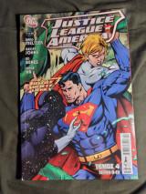 Justice league τόμος #4