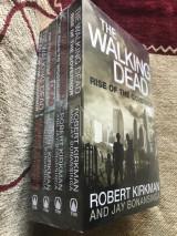 The walking dead book set