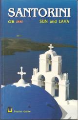 Santirini Sun and Lava