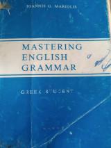 Mastering English grammar for greek students