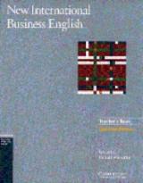 New International Business English