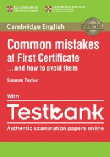 Common Mistakes at First Certificate... and How to Avoid Them Paperback with Testbank