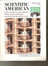 Scientific American February 1993