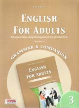 English For Adults Grammar & Companion Teacher's 3