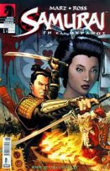 Samurai Τευχος 1 Γη και Ουρανος