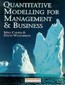 Quantitative Modelling for Management and Business