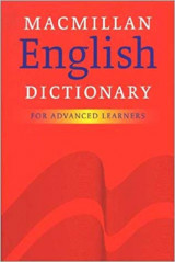 MED Adv PB+CD Pk Brit Eng Macmillan English Dictionary - For Advanced Learners - With CD Rom British Edition