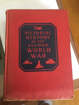 Pictorial History of the Second World War Vol 2
