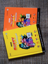Πολύγλωσσο μάθημα το δεύτερο μέρος, διπλώ βιβλίω με DVD-book, level 1,part 2