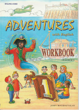 Adventures With English 1 Teacher's Book Workbook