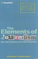The Elements of Journalism