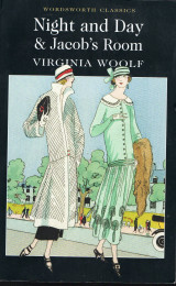 Night and Day & Jacob's Room, Virginia Woolf