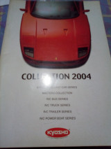 Kyosho catalogue 2004